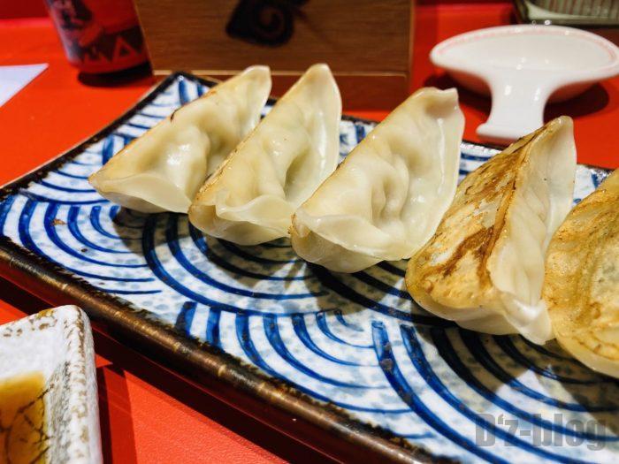 上海一楽ラーメン餃子