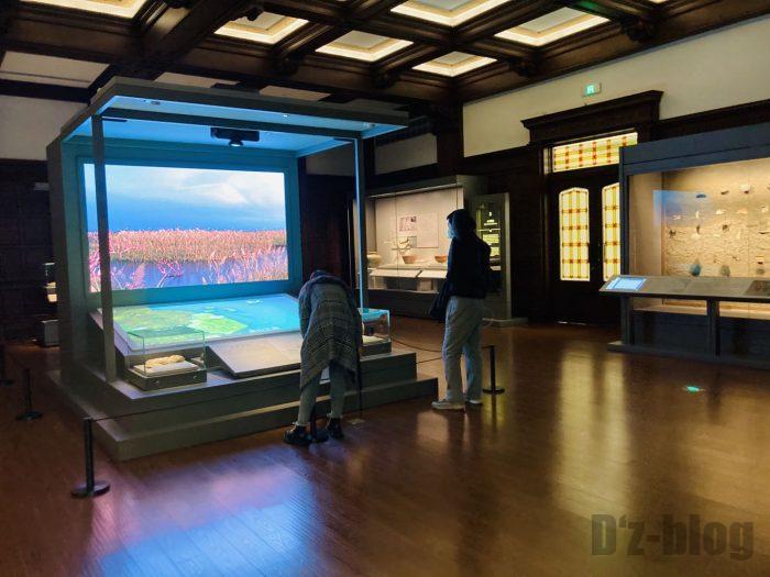 上海市歴史博物館古代上海④
