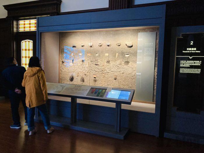 上海市歴史博物館古代上海⑤