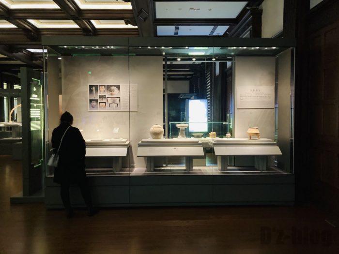 上海市歴史博物館古代上海⑧
