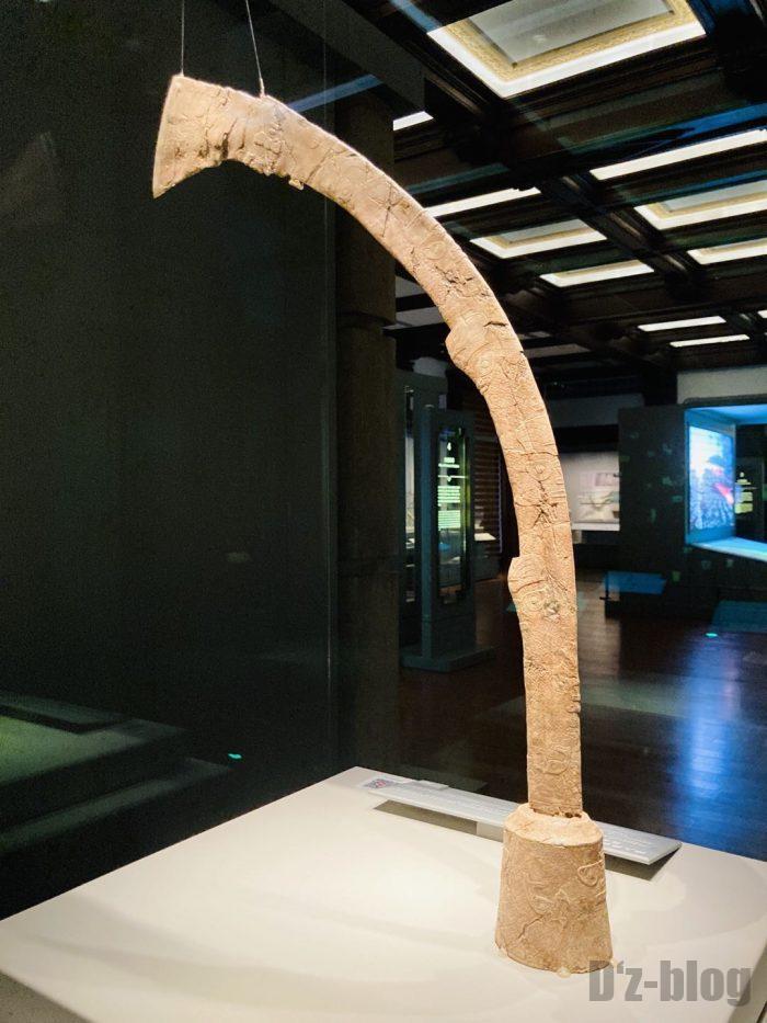 上海市歴史博物館古代上海⑨