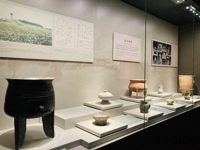 上海市歴史博物館古代上海⑫
