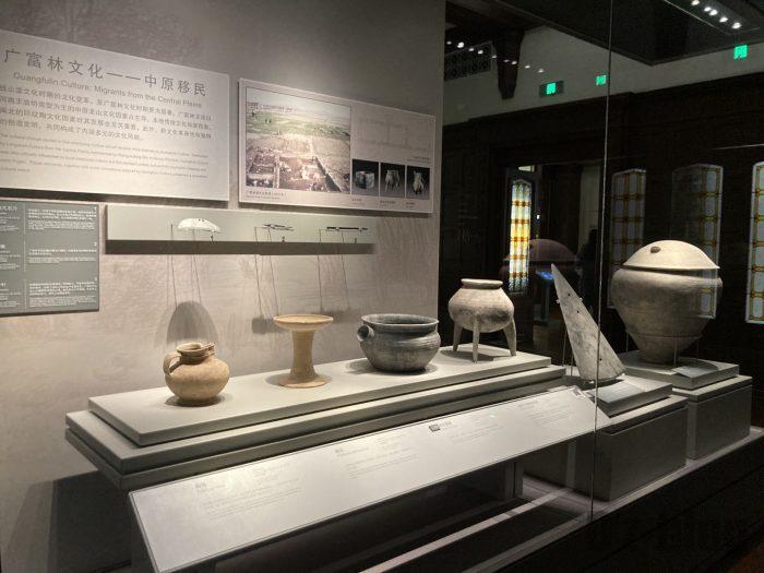 上海市歴史博物館古代上海⑬
