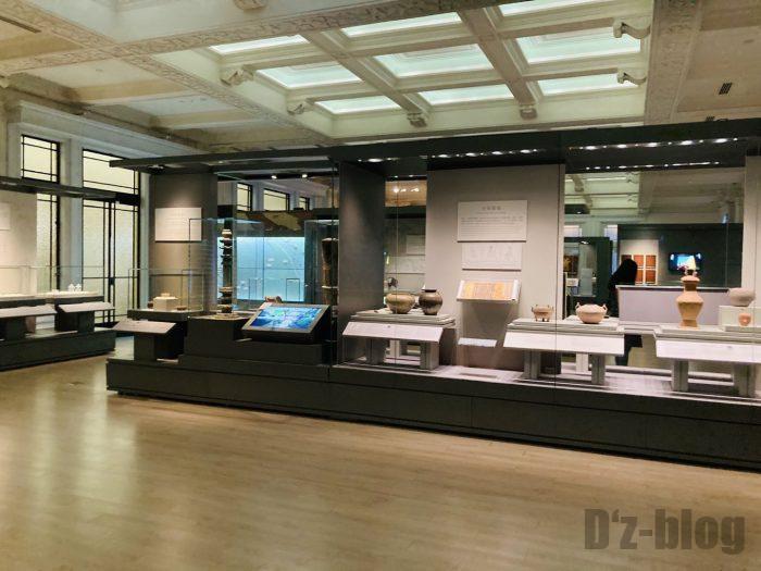 上海市歴史博物館古代上海⑰