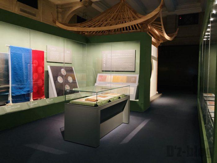 上海市歴史博物館衣服歴史②