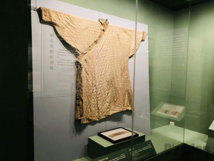 上海市歴史博物館衣服歴史⑥