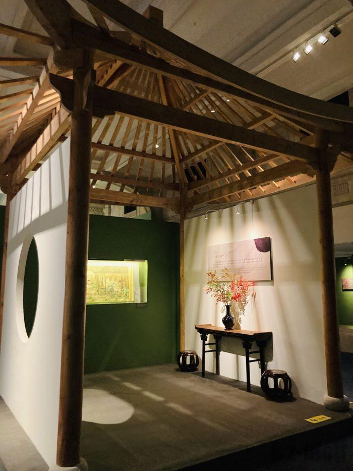 上海市歴史博物館衣服歴史⑨