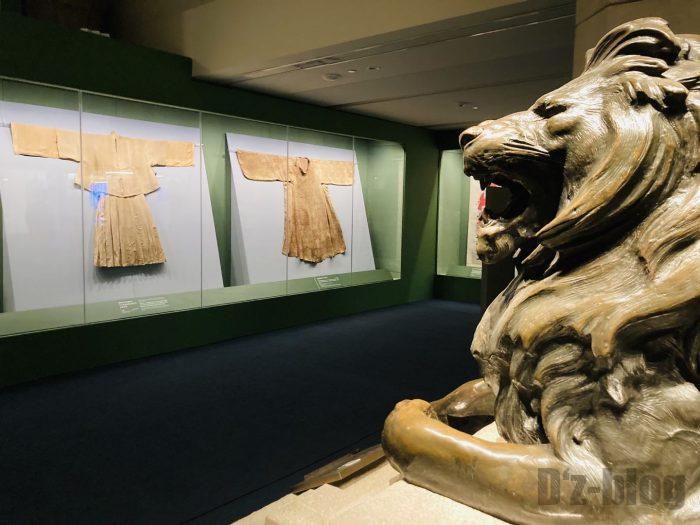 上海市歴史博物館衣服歴史⑫