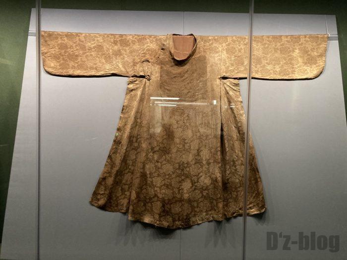 上海市歴史博物館衣服歴史⑯