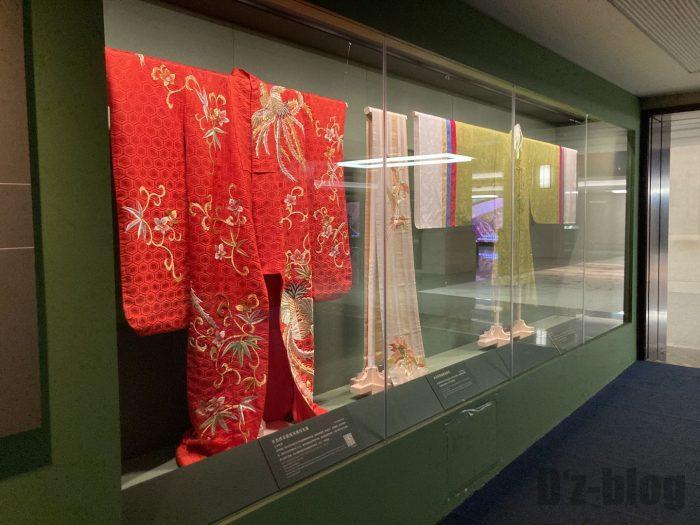 上海市歴史博物館衣服歴史⑰