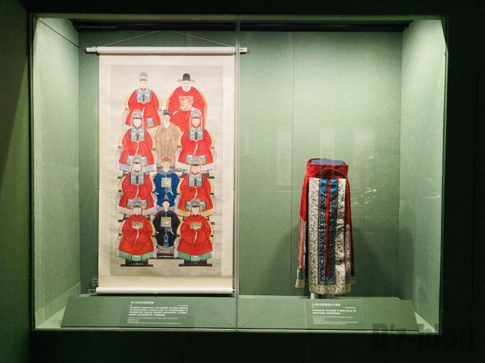上海市歴史博物館衣服歴史⑲