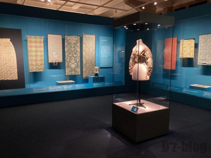 上海市歴史博物館衣服歴史㉑
