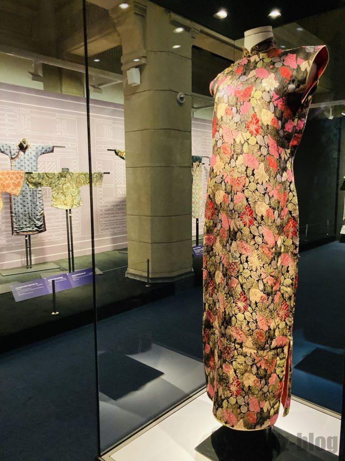 上海市歴史博物館衣服歴史㉓