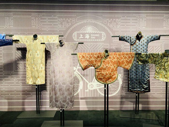 上海市歴史博物館衣服歴史㉔