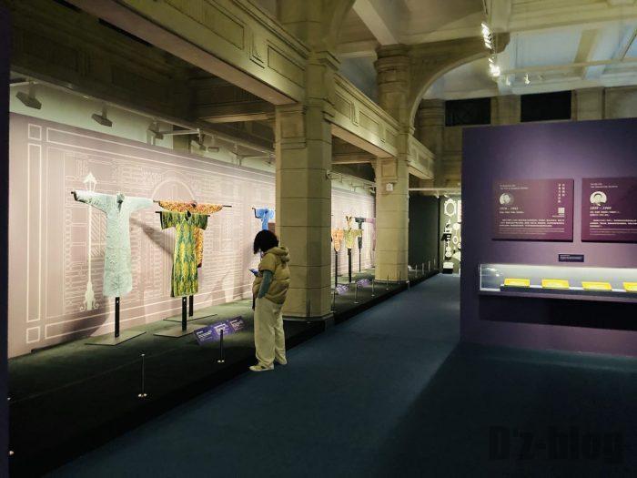 上海市歴史博物館衣服歴史㉜