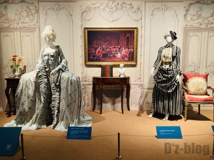 上海市歴史博物館衣服歴史㊱