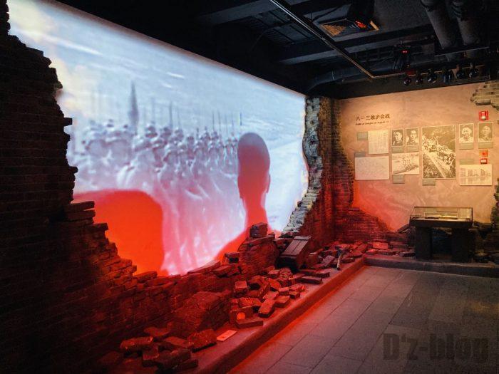 上海市歴史博物館4階近代上海㉙
