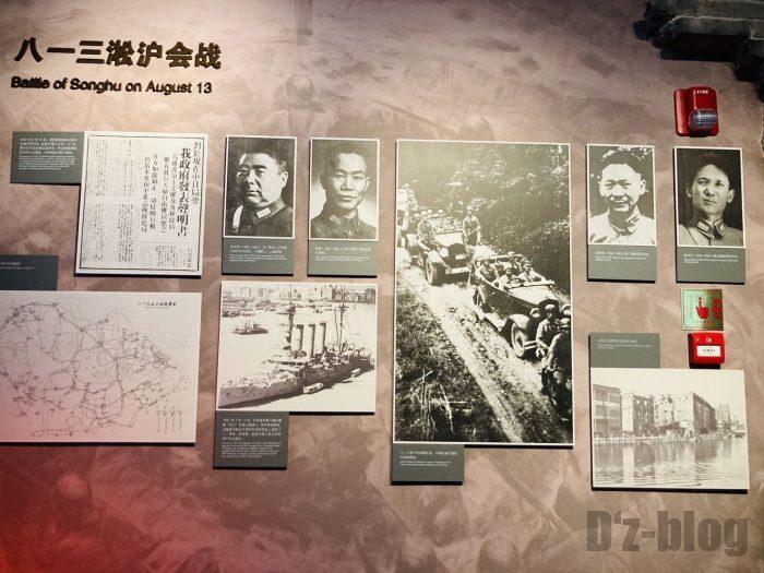 上海市歴史博物館4階近代上海㉚