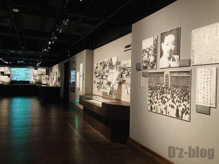 上海市歴史博物館4階近代上海㉜