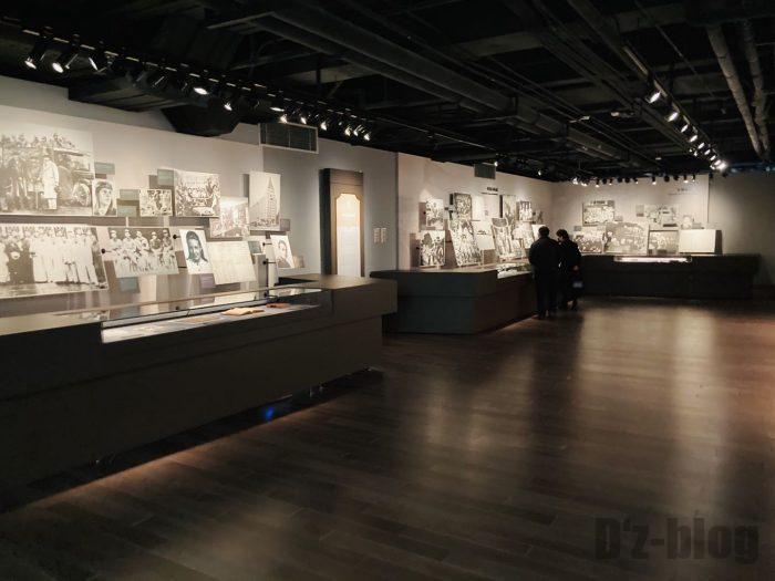 上海市歴史博物館4階近代上海㊸