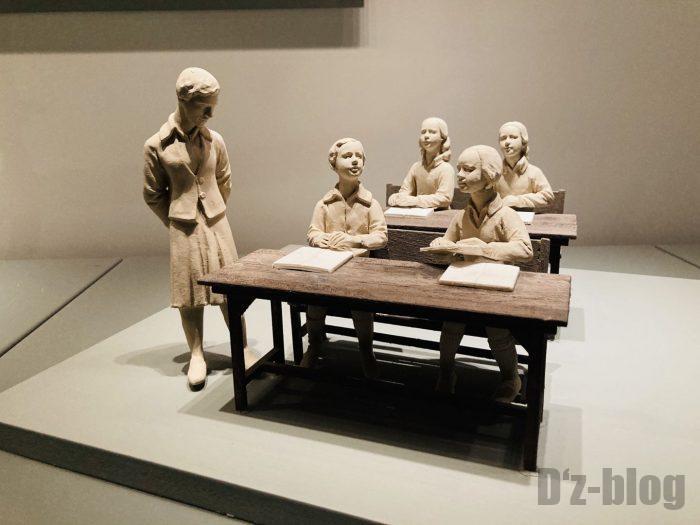 上海市歴史博物館4階近代上海㊹