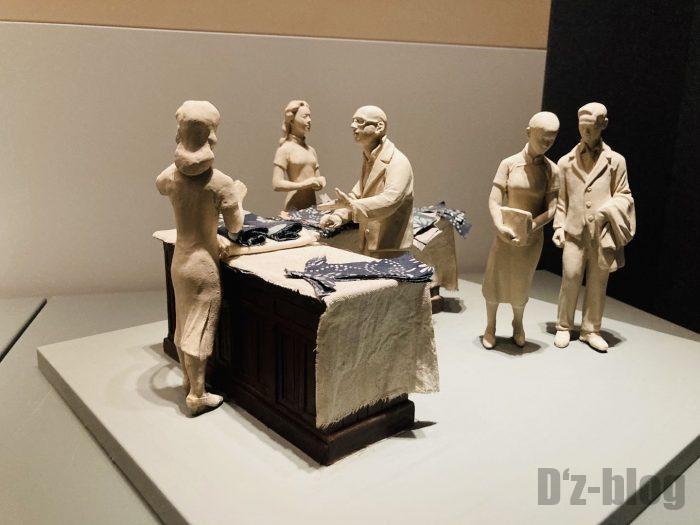 上海市歴史博物館4階近代上海㊺
