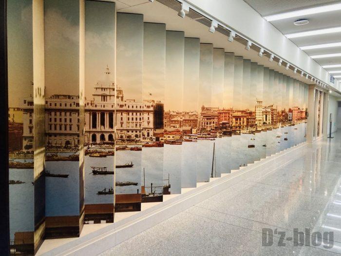 上海歴史博物館近代上海②