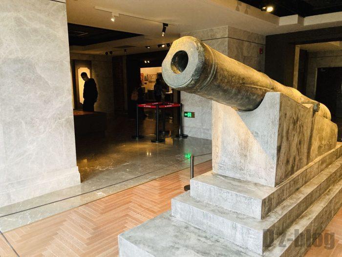 上海歴史博物館近代上海⑦