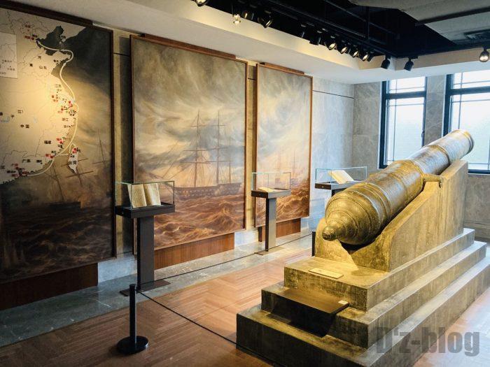 上海歴史博物館近代上海⑧