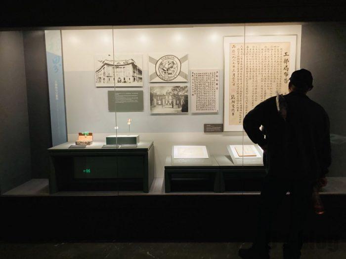 上海歴史博物館近代上海⑩