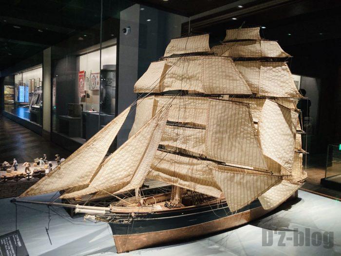 上海歴史博物館近代上海⑬