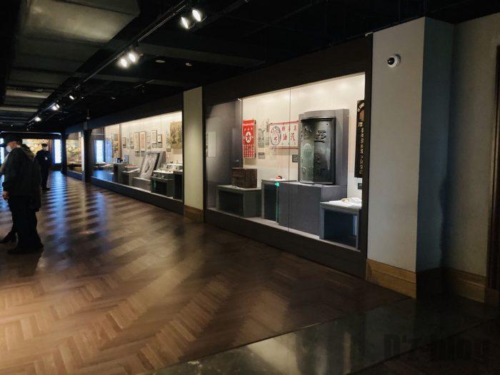 上海歴史博物館近代上海⑮