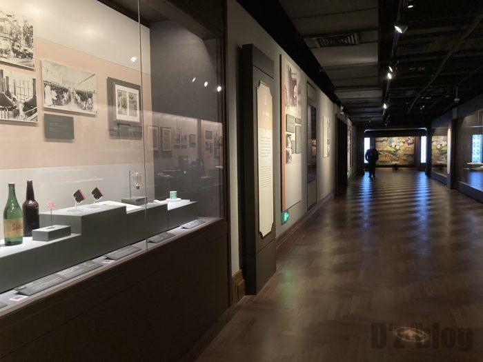 上海歴史博物館近代上海⑱