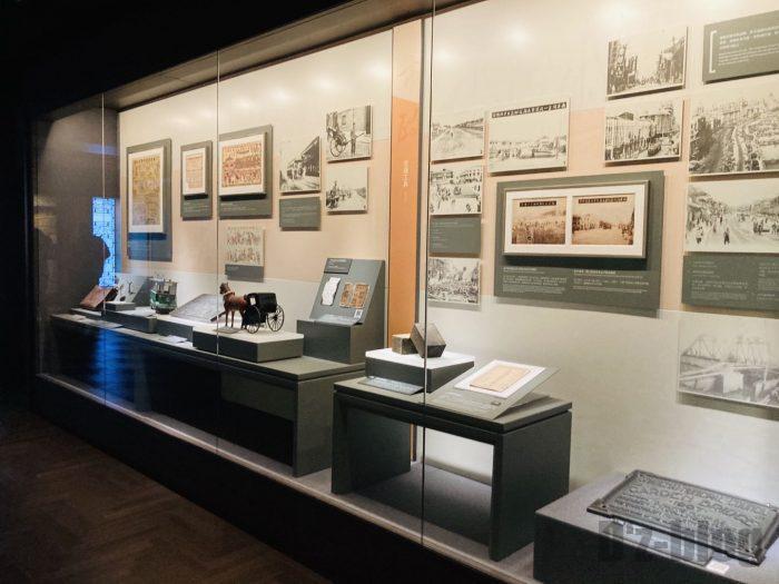 上海歴史博物館近代上海㉗
