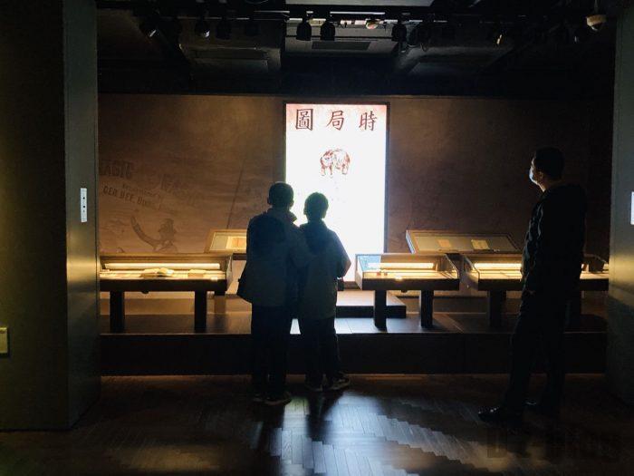 上海歴史博物館近代上海㊳