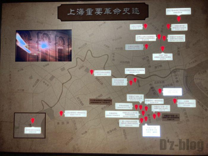 上海歴史博物館近代上海49