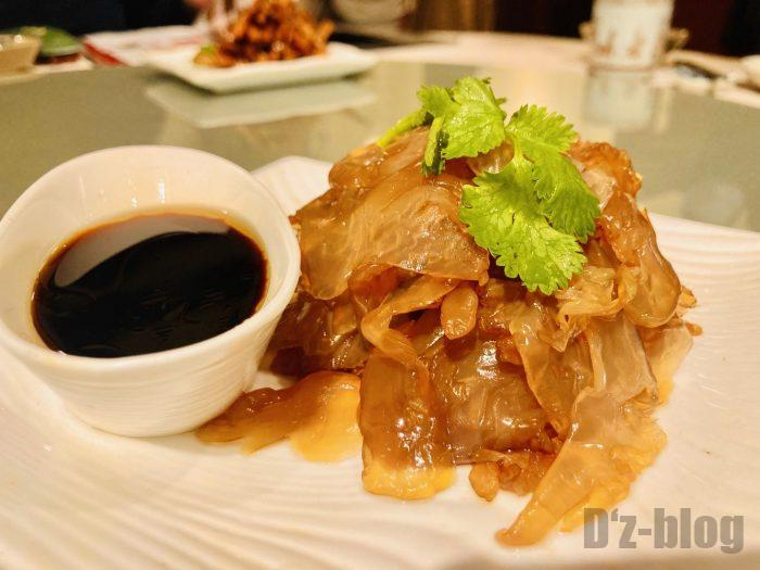 上海点石斋小宴料理①