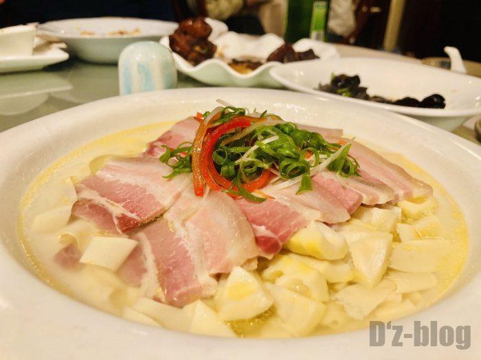 上海点石斋小宴料理⑧