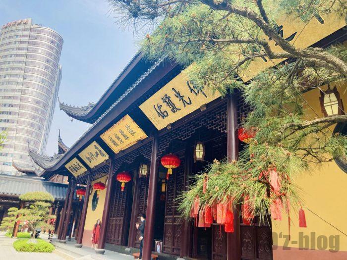 上海玉佛禅寺⑦