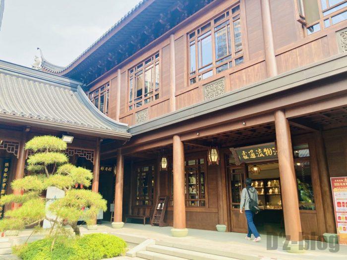 上海玉佛禅寺⑪