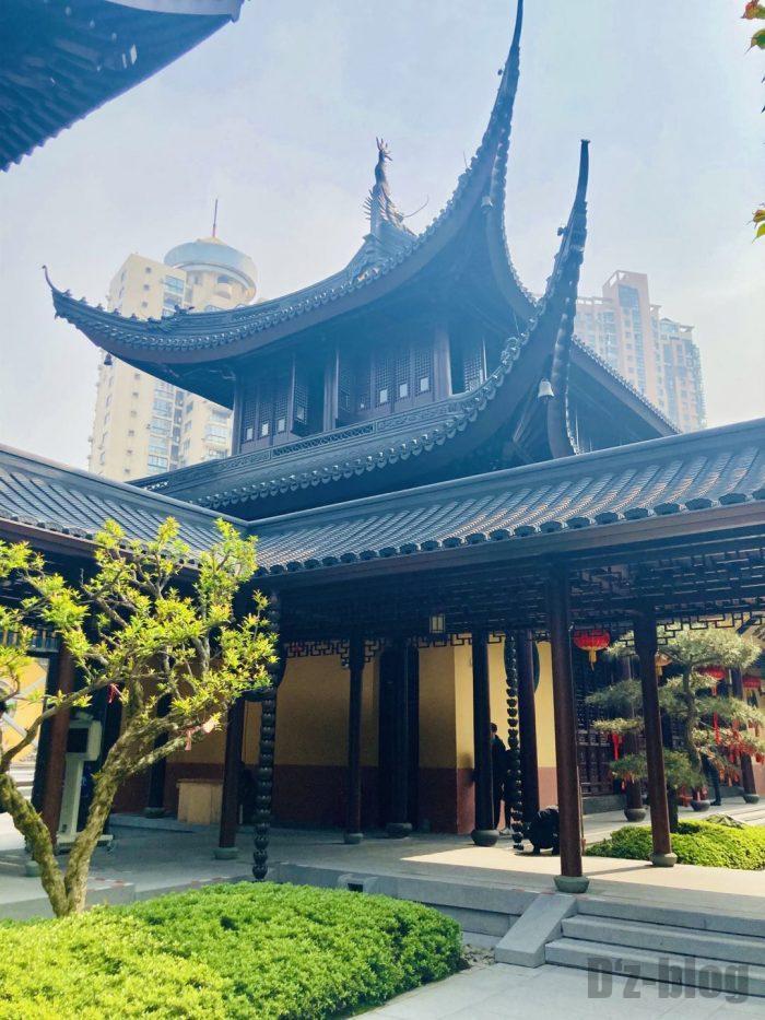 上海玉佛禅寺⑮