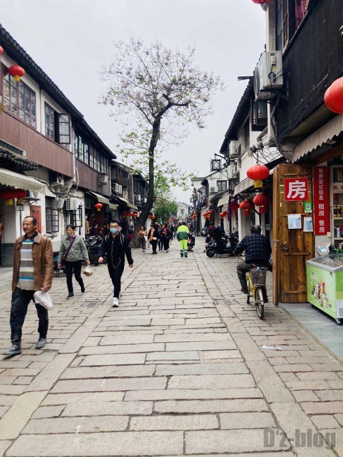 蘇州山塘街㉙