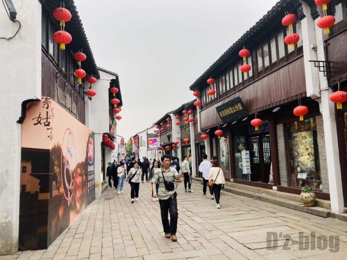 蘇州山塘街㊳