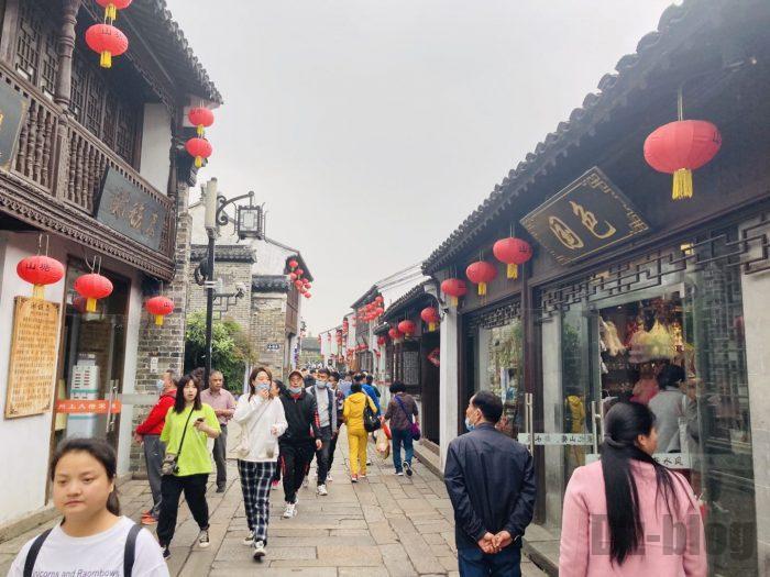 蘇州山塘街㊴