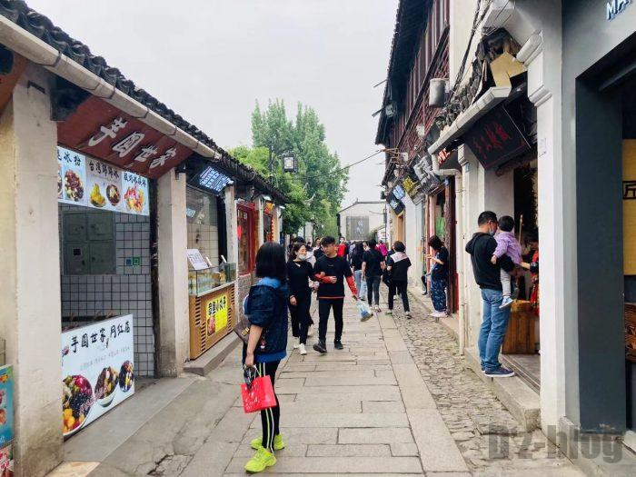蘇州平江歴史文化街区18